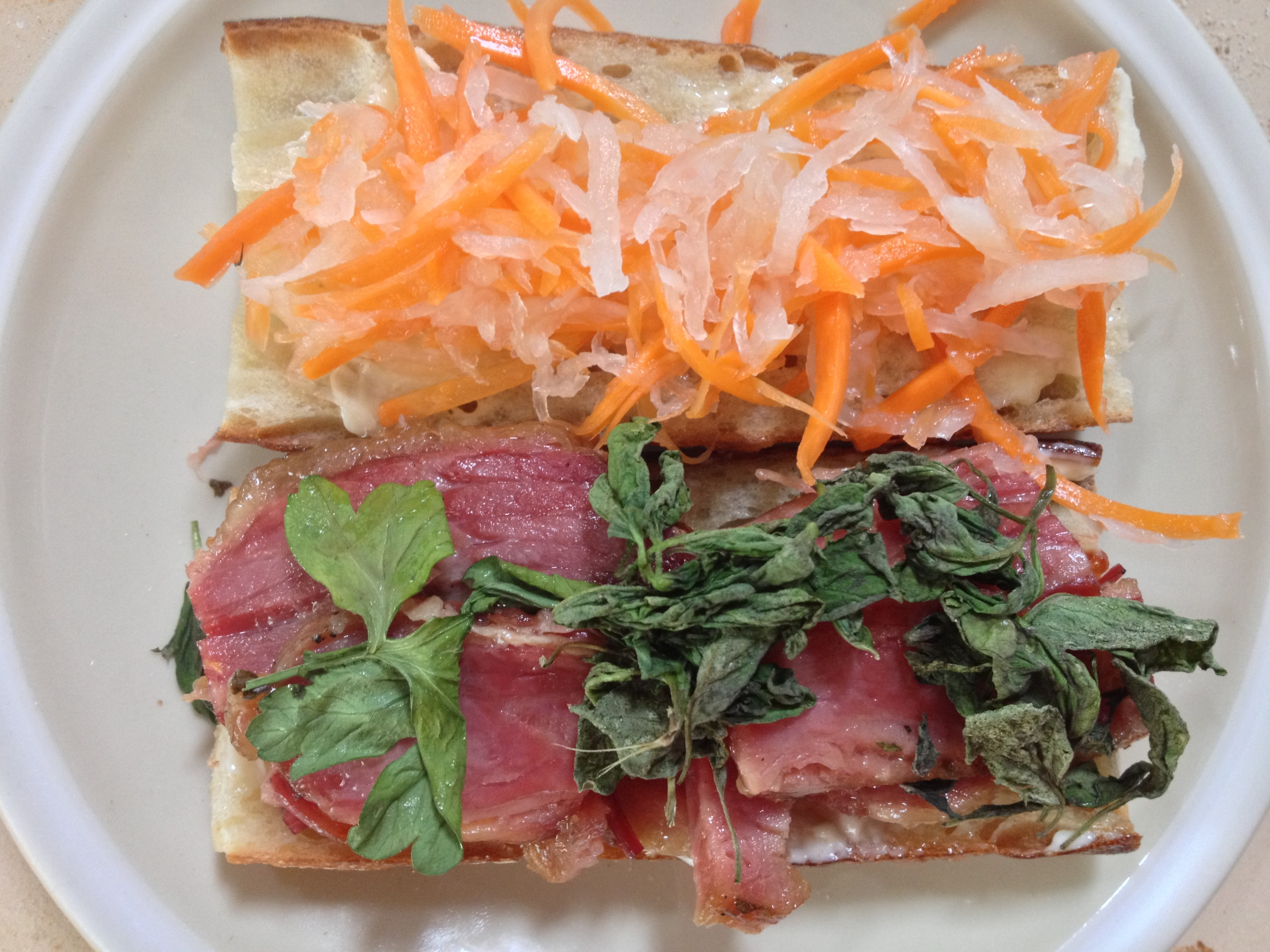 Deconstructed Bahn Mi Recipes — Dishmaps