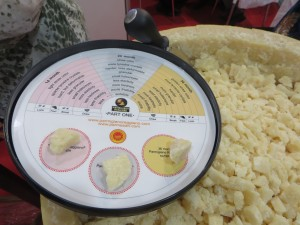 Cheese Frisbee