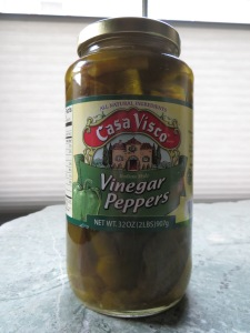 Vinegar Peppers