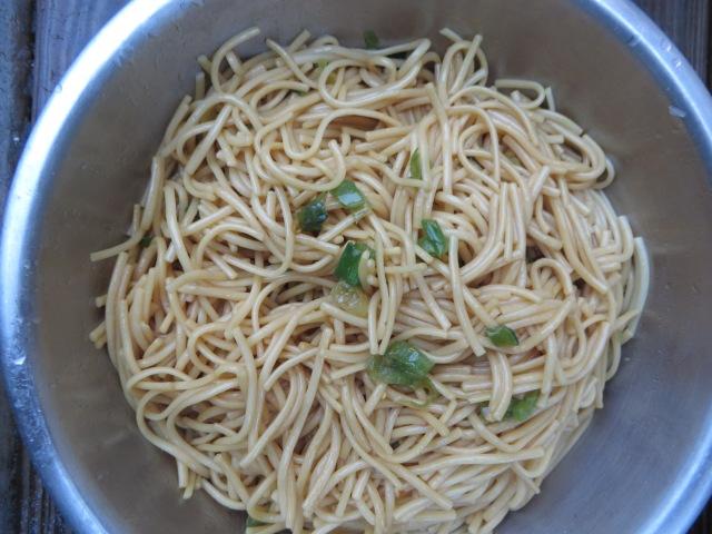 Orchid Noodles