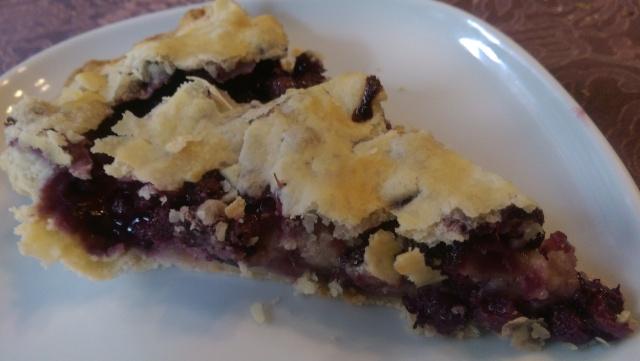 Serviceberry Pie