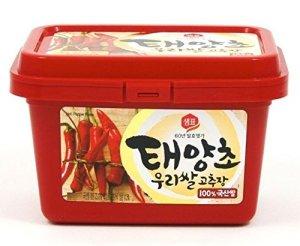 Gochujang 2.2 lb tub