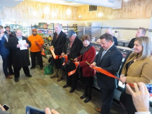 Chesters ribbon cutting